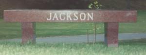 Jackson Bench