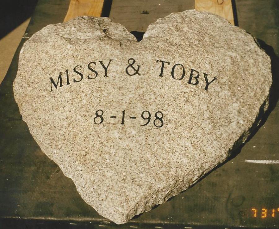 Missy & Toby